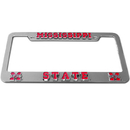 Siskiyou Buckle CTF317 Mississippi St. Bulldogs Deluxe Tag Frame
