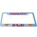 Siskiyou Buckle CTF331 Virginia Tech Hokies Deluxe Tag Frame