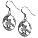 Siskiyou Buckle ER054 Dangle Earrings - End of the Trail