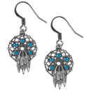Siskiyou Buckle ER200 Dangle Earrings - Dream Catcher