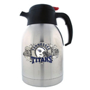 Siskiyou Buckle FCP185X NFL Coffee Carafe - Tennessee Titans