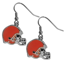Siskiyou Buckle FDE025 Cleveland Browns Dangle Earrings