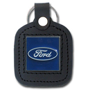 Siskiyou Buckle FDLS1 Ford Leather Key Ring