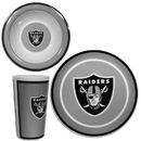 Siskiyou Buckle FDSET125 Oakland Raiders