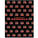 Siskiyou Buckle FICC010 Cincinnati Bengals iPad Cleaning Cloth