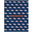 Siskiyou Buckle FICC020 Denver Broncos iPad Cleaning Cloth