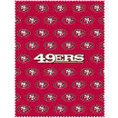 Siskiyou Buckle FICC075 San Francisco 49ers iPad Cleaning Cloth