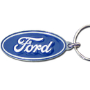 Siskiyou Buckle FK1 Ford Oval Key Ring