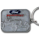 Siskiyou Buckle FK5 Ford Racing Car Key Ring