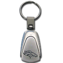 Siskiyou Buckle FKC020 Denver Broncos Etched Key Chain
