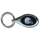 Siskiyou Buckle FKC025O Cleveland Browns Etched Key Chain
