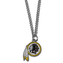 Siskiyou Buckle FN135 Washington Redskins Chain Necklace