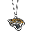 Siskiyou Buckle FN175 Jacksonville Jaguars Chain Necklace