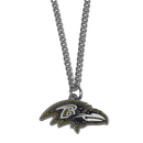 Siskiyou Buckle FN180 Baltimore Ravens Chain Necklace