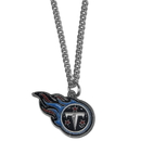 Siskiyou Buckle FN185 Tennessee Titans Chain Necklace