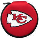 Siskiyou Buckle FNCD045 NFL CD Case - Kansas City Chiefs