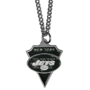 Siskiyou Buckle FPC100 New York Jets Classic Chain Necklace