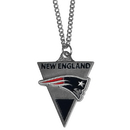 Siskiyou Buckle FPC120 New England Patriots Classic Chain Necklace