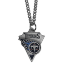 Siskiyou Buckle FPC185 Tennessee Titans Classic Chain Necklace