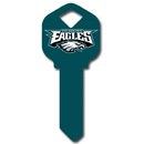 Siskiyou Buckle FQK065 Kwikset NFL Key - Philadelphia Eagles