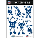 Siskiyou Buckle FRMF050 Indianapolis Colts Family Magnet Set