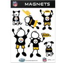 Siskiyou Buckle FRMF160 Pittsburgh Steelers Family Magnet Set