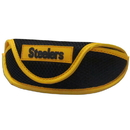 Siskiyou Buckle FSGCS160 Pittsburgh Steelers Sport Sunglass Case