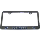 Siskiyou Buckle FTF055 Dallas Cowboys Tag Frame