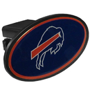 Siskiyou Buckle FTHP015 Buffalo Bills Plastic Hitch Cover Class III