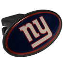 Siskiyou Buckle FTHP090 New York Giants Plastic Hitch Cover Class III