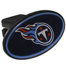Siskiyou Buckle FTHP185 Tennessee Titans Plastic Hitch Cover Class III