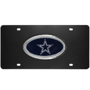 Siskiyou Buckle FVP055B Dallas Cowboys Black/Grey Plate