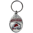Siskiyou Buckle HK5 NHL Key Ring - - Colorado Avalanche?