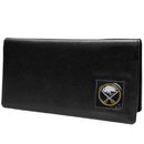 Siskiyou Buckle HNC25BX Buffalo Sabres? Leather Checkbook Cover