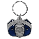 Siskiyou Buckle KR10E Key Ring - American Lawman