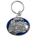 Siskiyou Buckle KR110E Key Ring - Locomotive