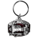 Siskiyou Buckle KR121E Key Ring - Machinist
