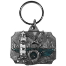 Siskiyou Buckle KR126E Key Ring - Coastal Scene