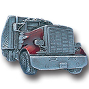 Siskiyou Buckle PN1003E Collector Pin - Long Nose Truck