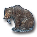 Siskiyou Buckle PN1024E Collector Pin - Bear
