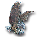 Siskiyou Buckle PN2014E Collector Pin - Flying Eagle