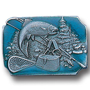 Siskiyou Buckle PN2019E Collector Pin - Fishing
