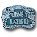 Siskiyou Buckle PN2030E Collector Pin - Praise The Lord