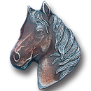 Siskiyou Buckle PN2048E Collector Pin - Horse Head