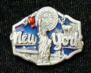 Siskiyou Buckle PN2067E Collector Pin - New York Seal