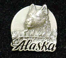 Siskiyou Buckle PN2118E Collector Pin - Alaska Dog Team