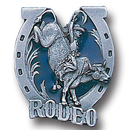 Siskiyou Buckle PN3012E Collector Pin - Rodeo