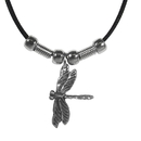 Siskiyou Buckle PT206S Earth Spirit Necklace - Dragonfly