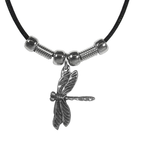 Siskiyou PT206S Earth Spirit Necklace - Dragonfly