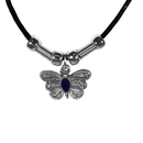 Siskiyou Buckle PT209S Earth Spirit Necklace - Butterfly